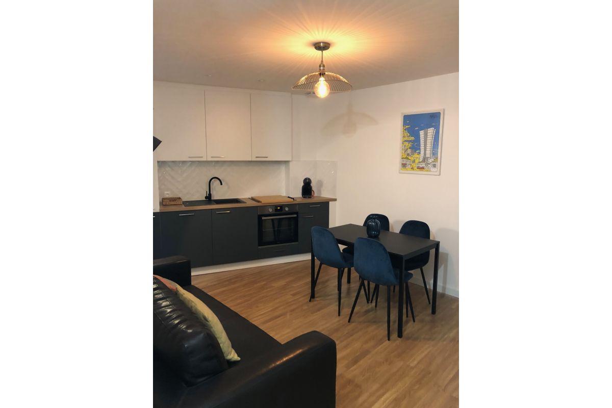 Rénovation appartement 64 m² T4